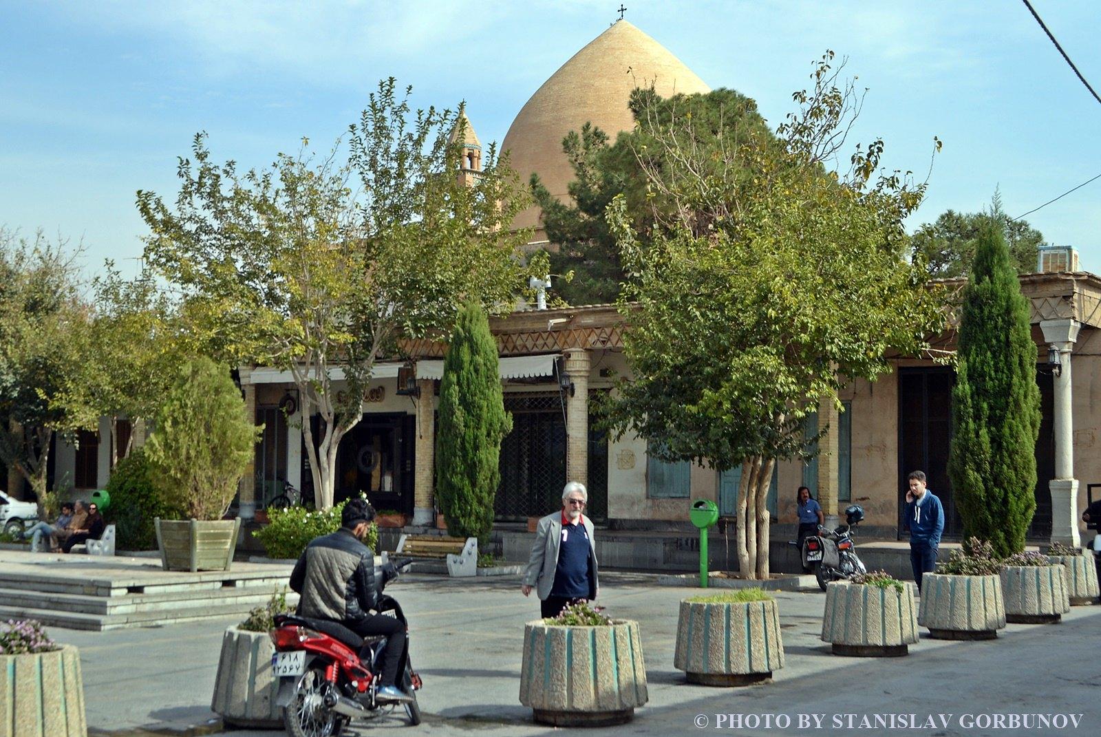 Нор-Джуга. Армянский беспредел в мусульманском Исфахане. armiane18