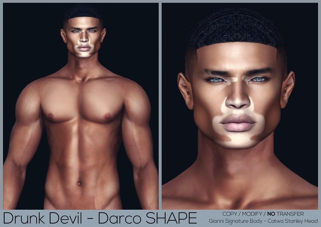 Drunk Devil – Darco #5