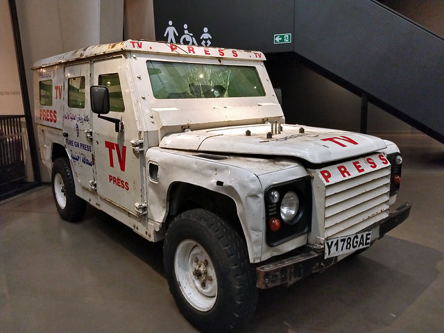 Reuters Land Rover