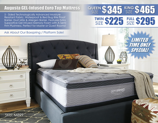 Augusta GEL Euro Mattress_M899_Update