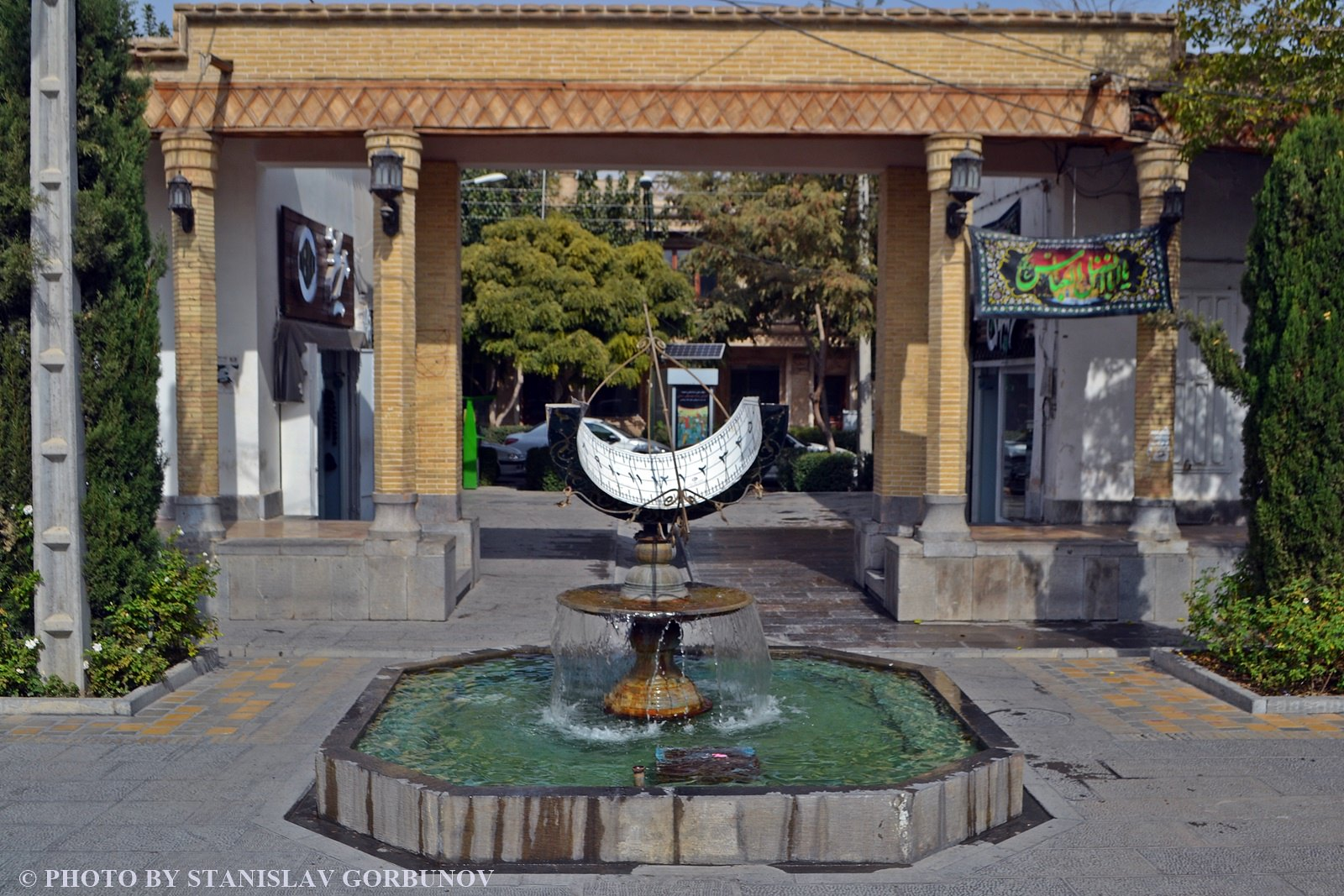 Нор-Джуга. Армянский беспредел в мусульманском Исфахане. armiane22
