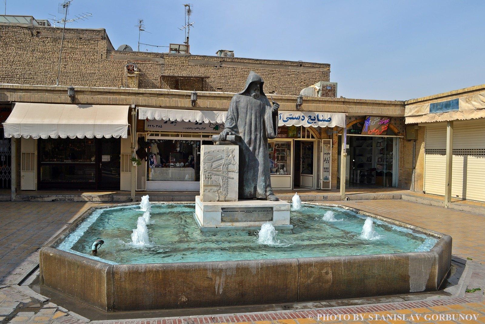 Нор-Джуга. Армянский беспредел в мусульманском Исфахане. armiane02