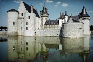 Chateau, Sully-sur-Loire h20loire