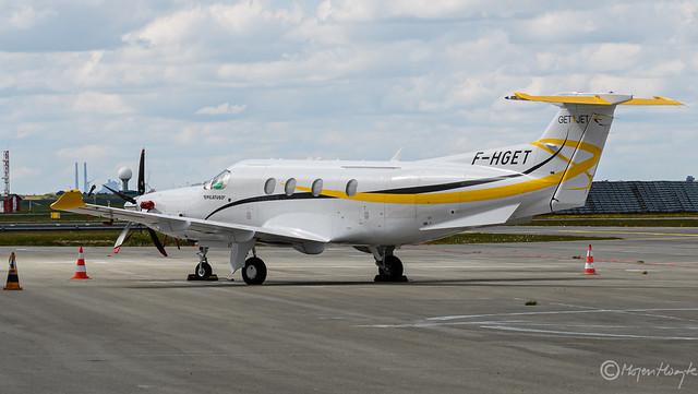 Get1jet, Pilatus PC-12-47E, F-HGET, 1751, April 28, 2020
