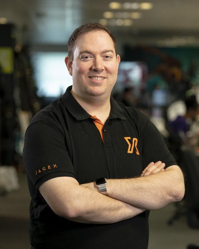 JAGEX_Phil Mansell CEO