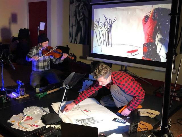 Rural Noise Ensemble | Winter
