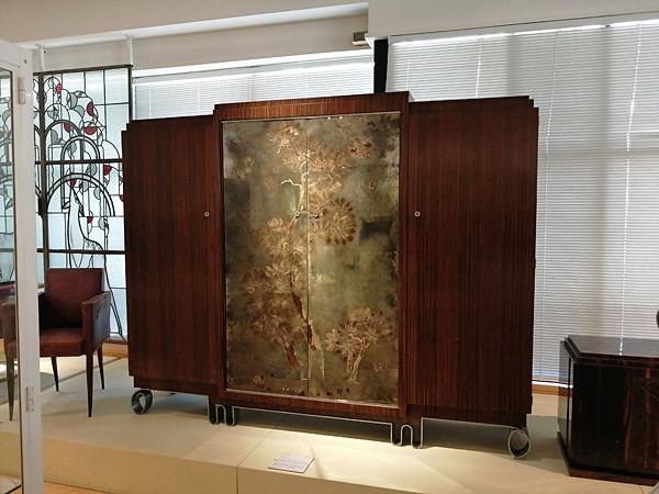 armoire laquée années 30