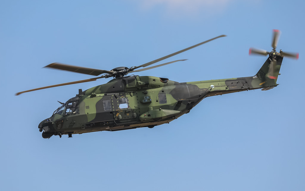 NHIndustries NH90 RIAT2018
