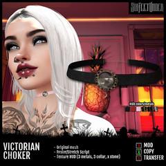 SFU - Victorian Choker