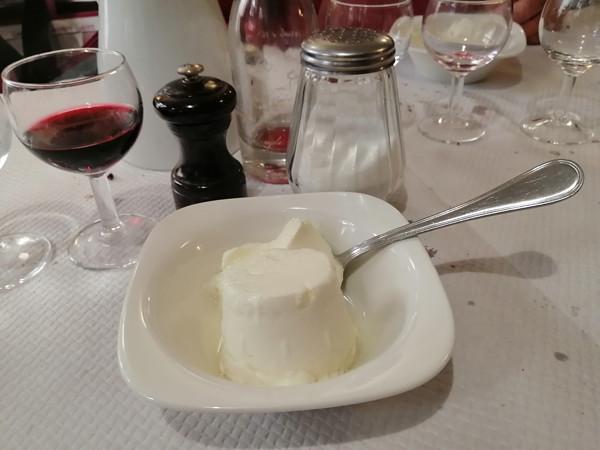 fromage blanc à la crème