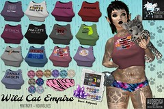 ::AMF:: Wild Cat Empire Gatcha Ad
