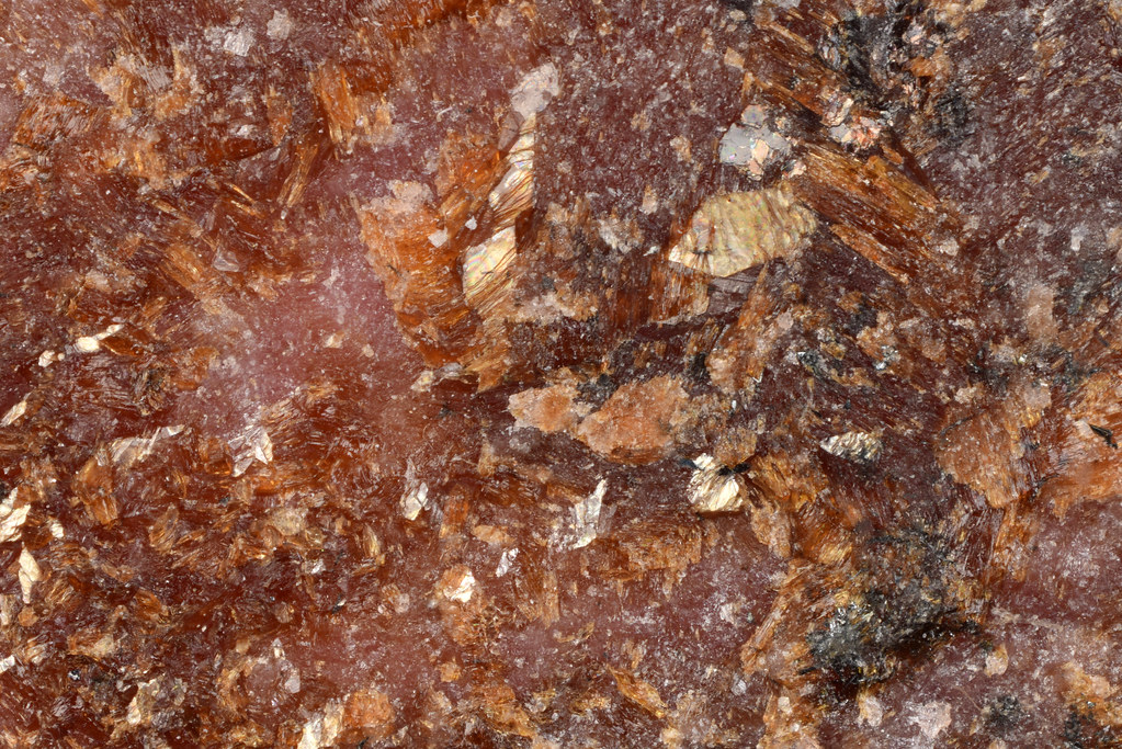 ガノフィル石 / Ganophyllite