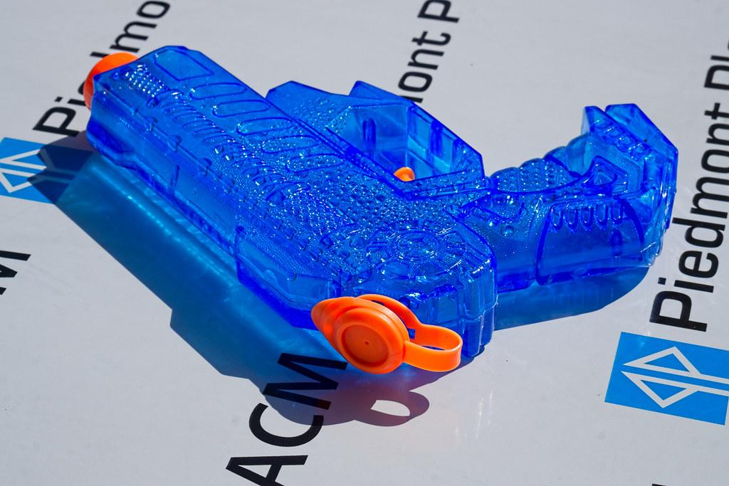 Blue Water Gun