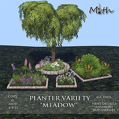 Planter variety Meadow Ad