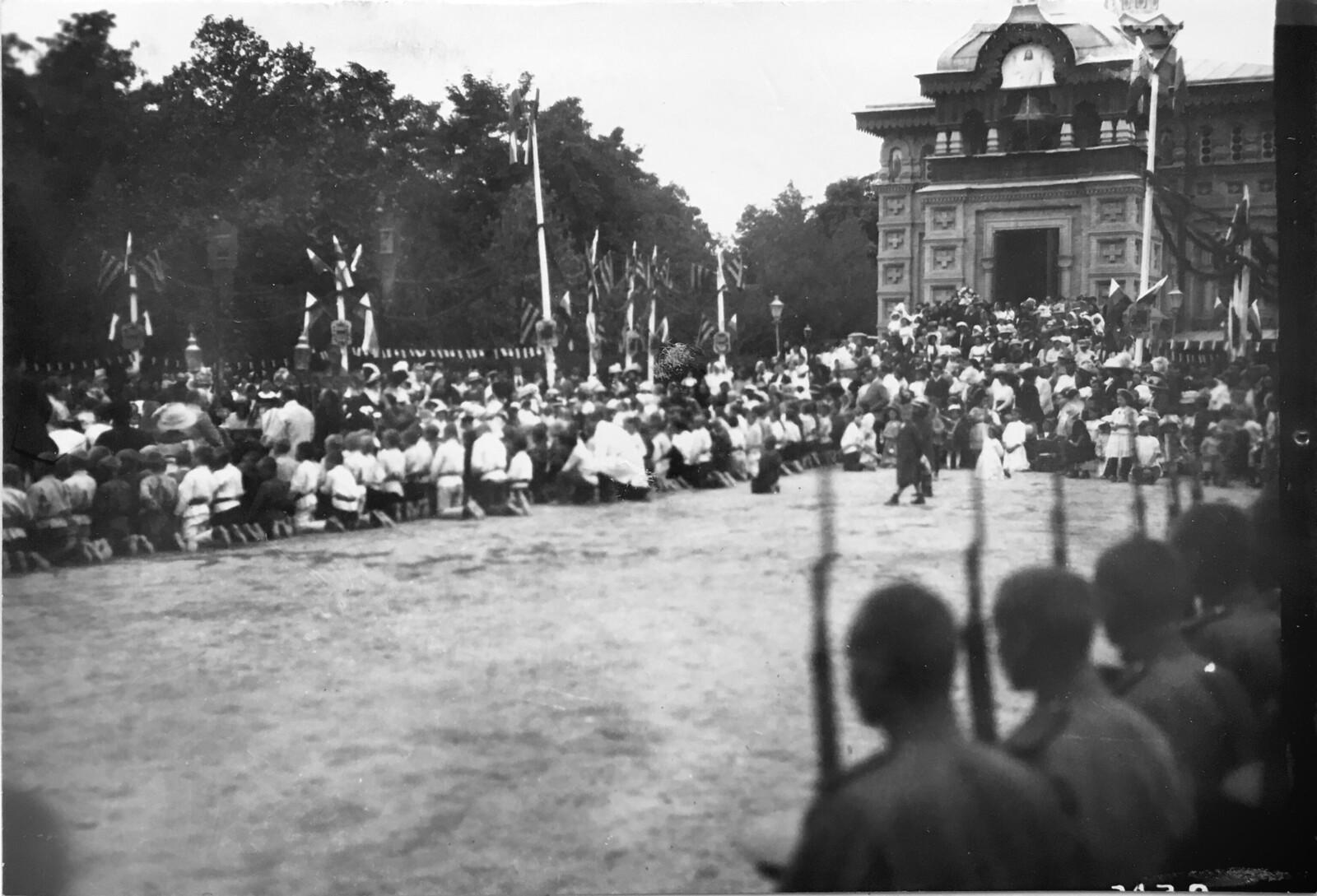 Торжественное празднование 100-летия победы в Отечественной войне 1812 года