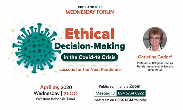 Wednesday Forum