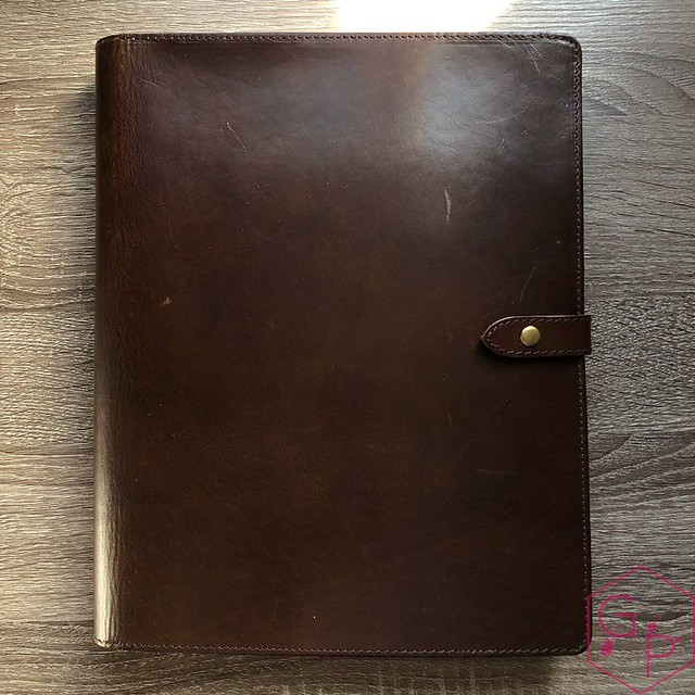 A Few Thoughts on the Satchel & Page Padfolio 1_RWM