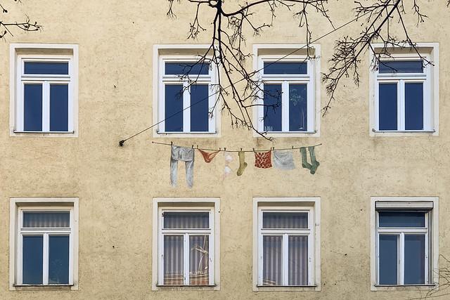 möchtegern-wäscheleine