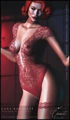 [ CONSENT ] Lana Bodysuit