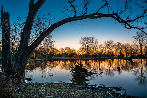 2020 april canada maldenpark ontario windsor sunrise