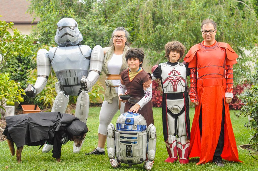 Roan's Star Wars Bday