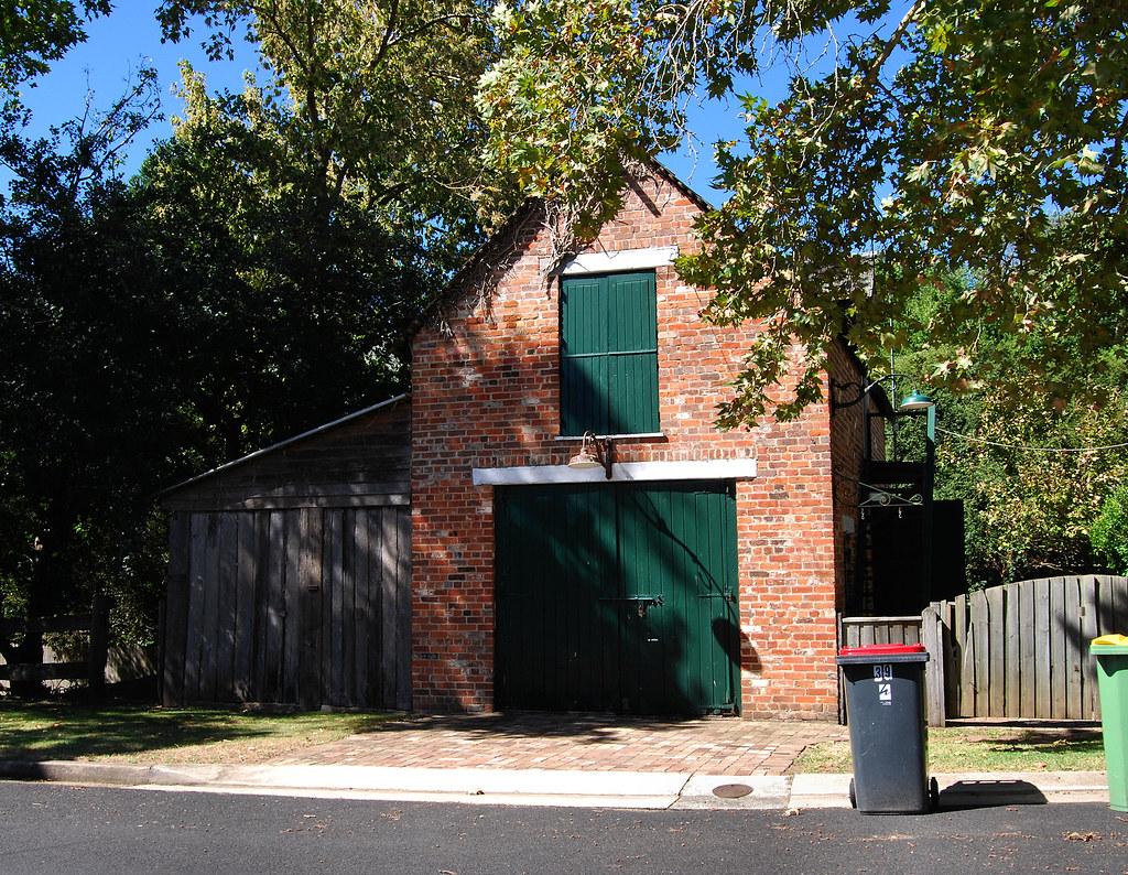 Ex Stables, Windsor, Sydney, NSW.
