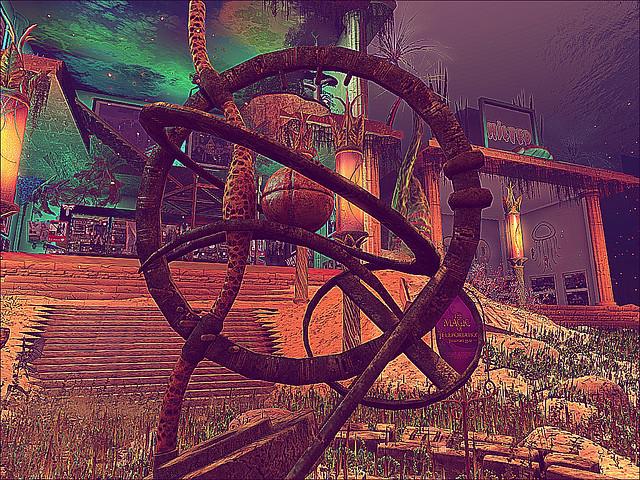 Fantasy Faire-  Nelusina's Depths - Apparatus of the Gods
