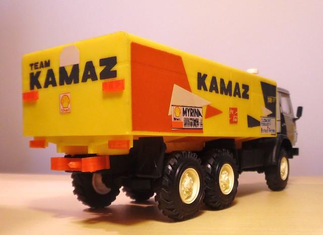 Kamaz 4310   1980