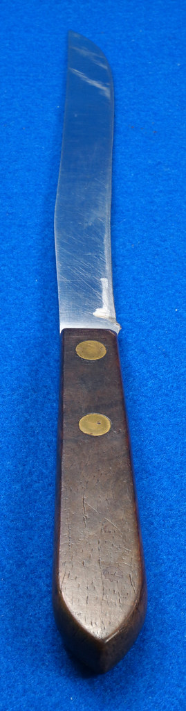 RD28333 Rare Vintage Winchester Hump Back Knife W762 DSC03174
