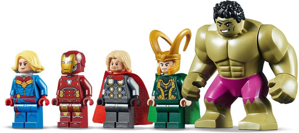LEGO 76151~76153 漫威超級英雄系列 2020 下半年三款盒組發表(LEGO Marvel Superheroes 2020 Summer Sets)