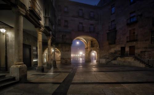 Por las calles del silencio - Through the streets of silence