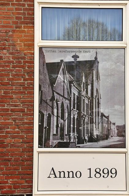 History on the window..HWW