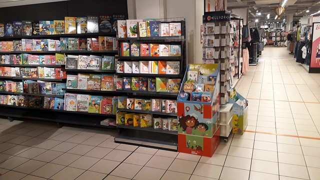 Migros vente de livres illégale