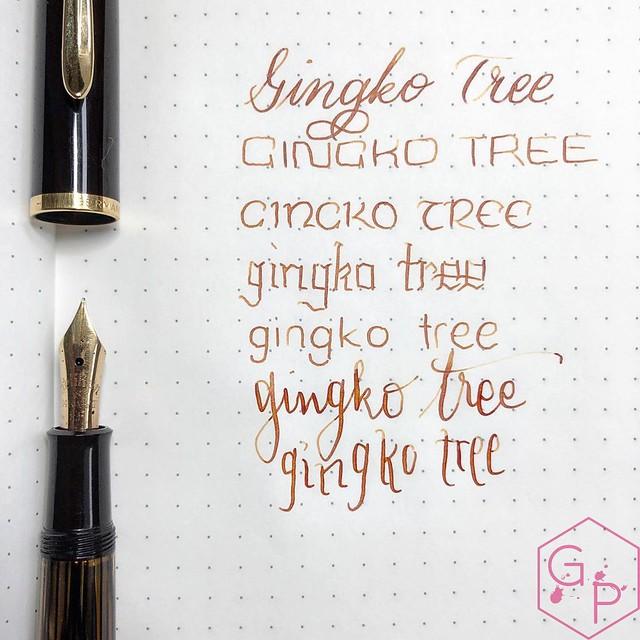 Colorverse Inks 59 & 60 Ginkgo Tree & Golden Leaves 4_RWM