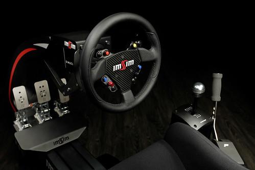 ImSim Motion Simulator Cockpit