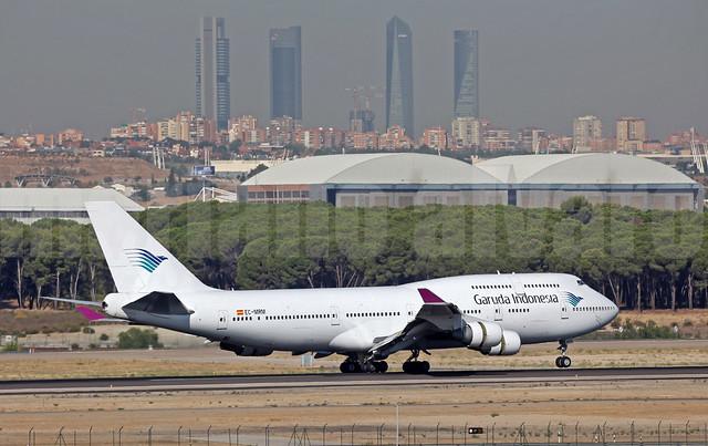 CBA Landing