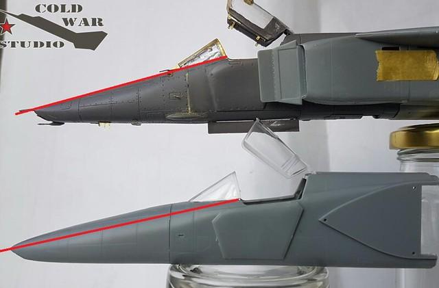 Eduard BIGSIN 64863 1//48 Mikoyan MiG-23BN Flogger TRUMPETER