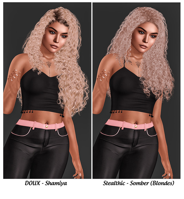Who makes the best curls in SL?