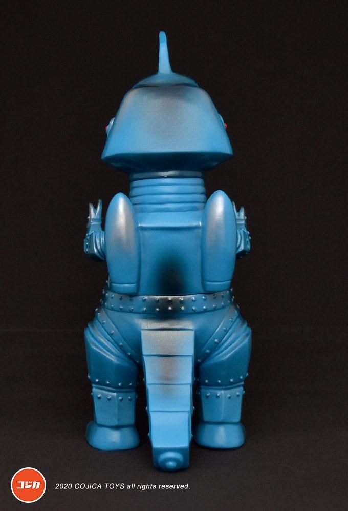 COJICA TOYS 新色「機械恐龍獸(メカチラボ)」蒼藍色、水藍色素體 網路販售開始!還有再次得到其他怪獸的機會~