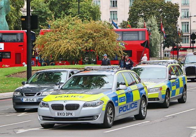 Metropolitan Police Service - Roads Policing - ANPR Interceptor - BX13DPK