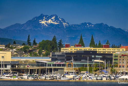 a7rii alpha bremerton e55210mmf4563oss emount ilce7rm2 kitsap olympicmountains olympicnationalpark olympicpeninsula pacificnorthwest pugetsound sony thebrothers wa washington boats city cityscape ferry fullframe landscape mirrorless mountains snow town trees water