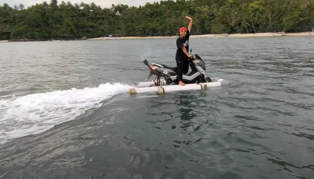 Yamaha NMax Jet Ski