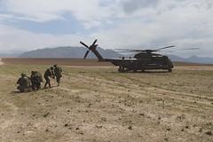"Pripadnici 12. HRVCON-a u Afganistanu proveli vježbu ""HOT LOAD"""