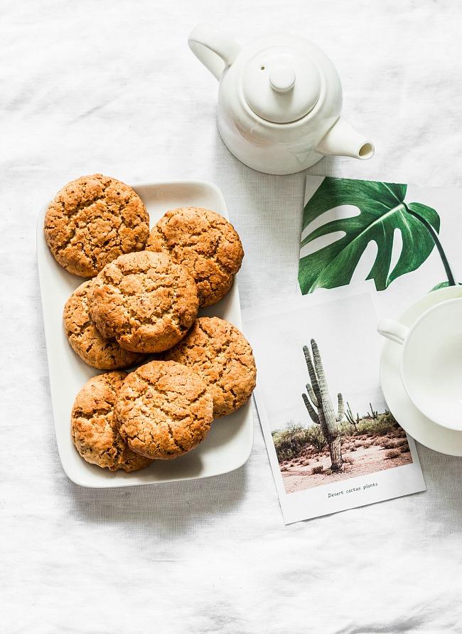 oatmeal cookies...