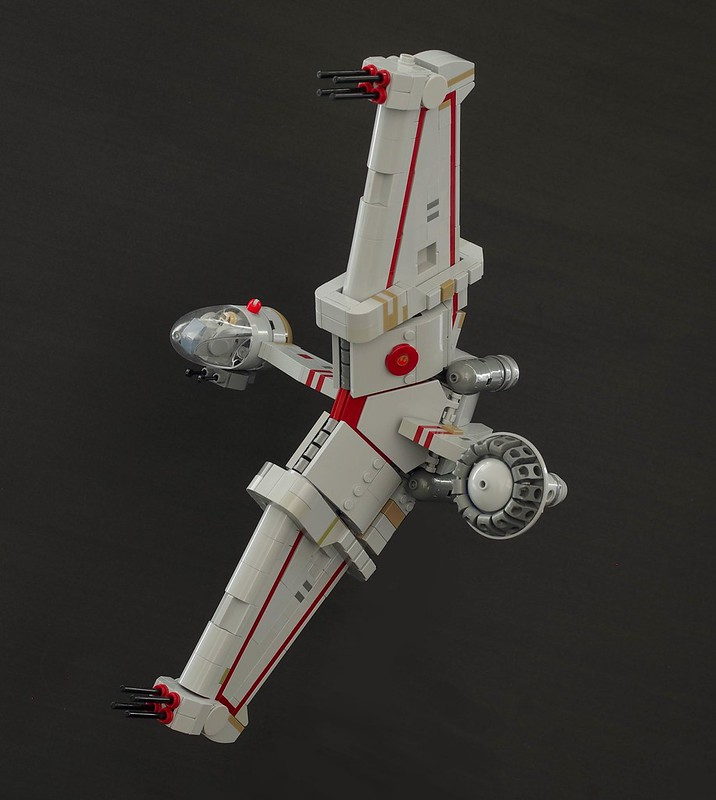 C-wing fleet barrier link