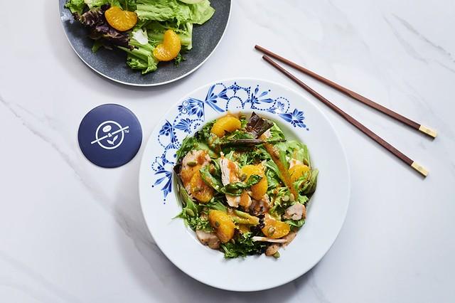 CB&TL Yum Chicken Salad
