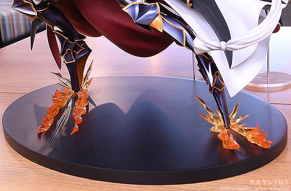 無量、無礙、無邊,三光集束成就無穹─ GSC《Fate/Grand Order》Alter Ego/沖田總司[Alter]—絕劍‧無穹三段—|アルターエゴ/沖田総司〔オルタ〕 -絶剱・無穹三段- 1/7比例模型