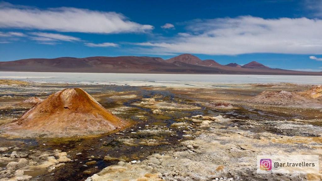 Laguna Brava, lugar alucinante no turístico de Argentina