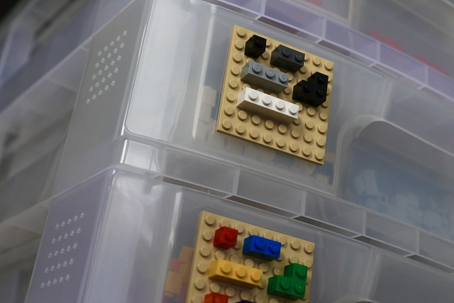 LEGO Collection Categories