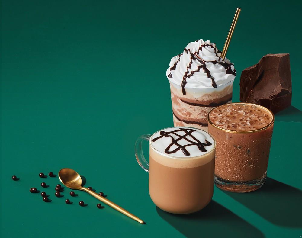 CB&TL Single Origin Chocolate Beverages
